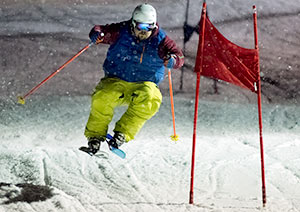 Blandford Ski Area Corporate Racing