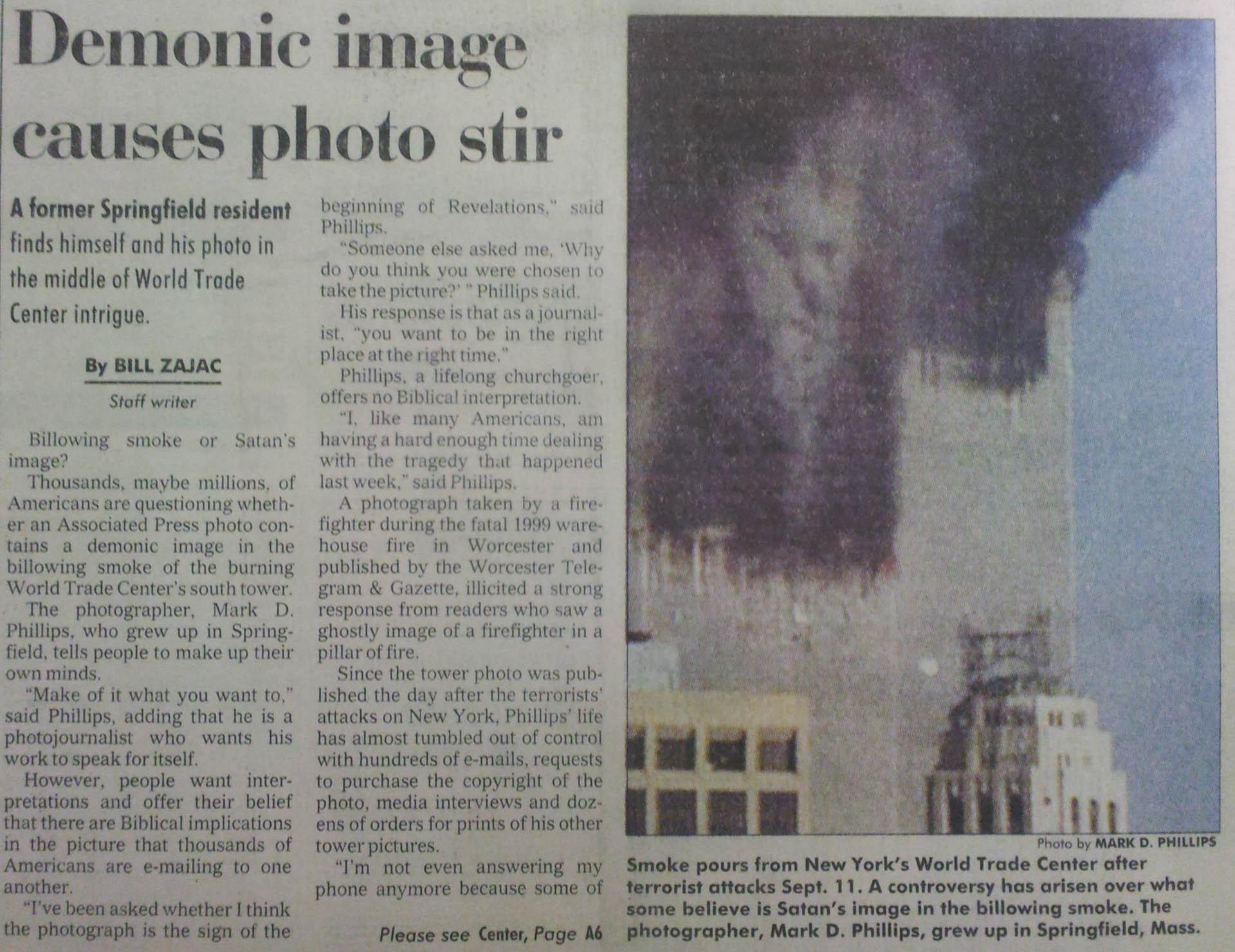 Satan in the Smoke stories