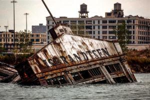 The ISBRANDTSEN pier