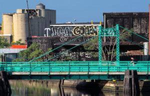 Carroll Street Bridge Graffitti