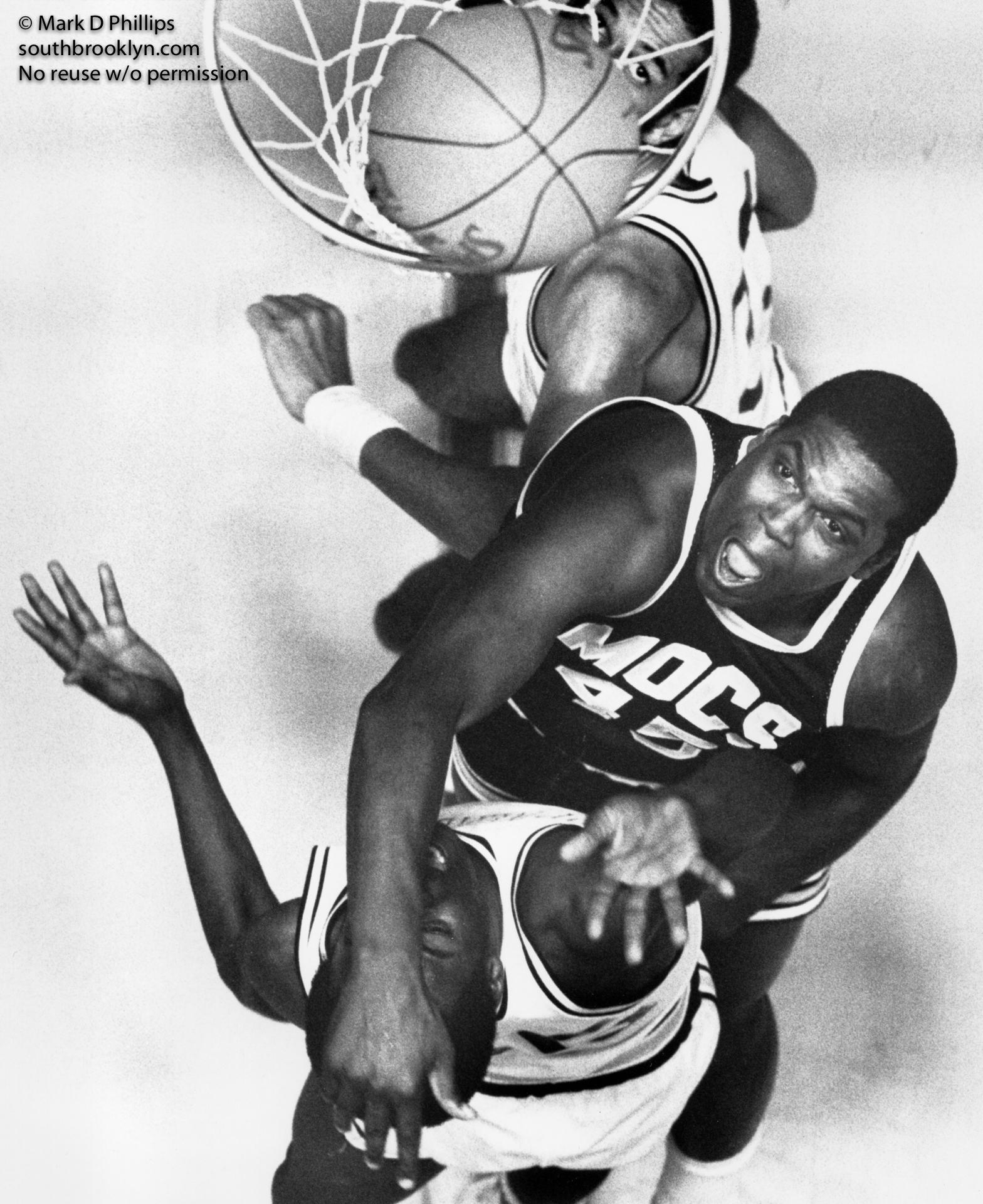 Appalaichian State basketball