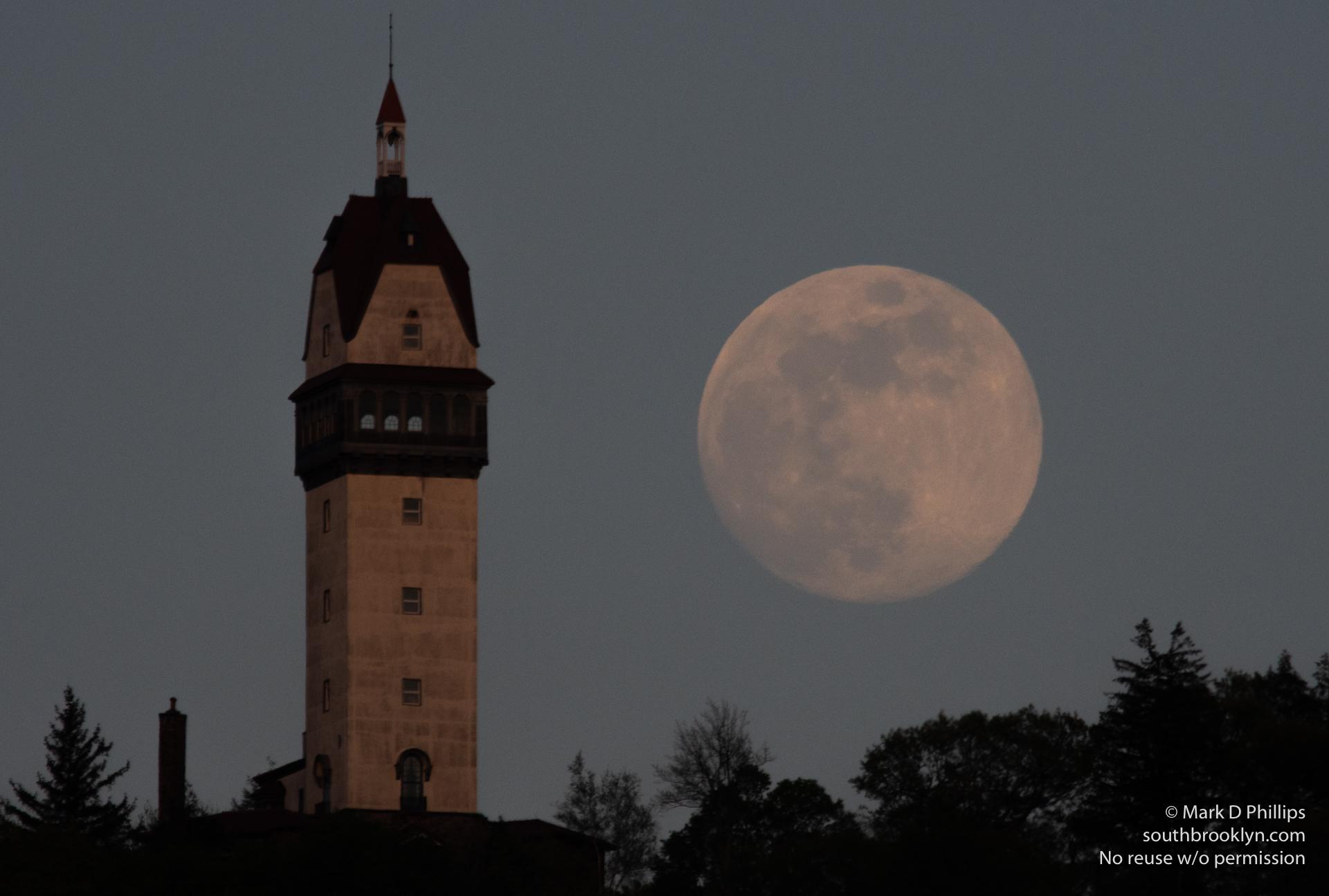 Heublein Moon