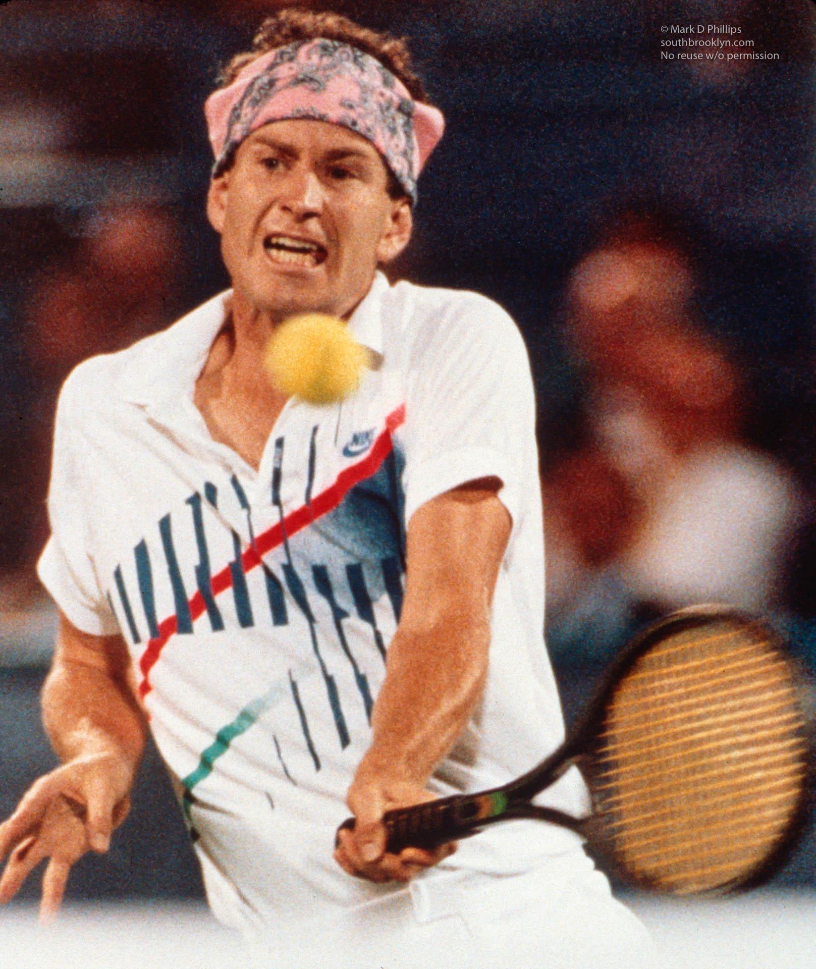 John McEnroe at US Open