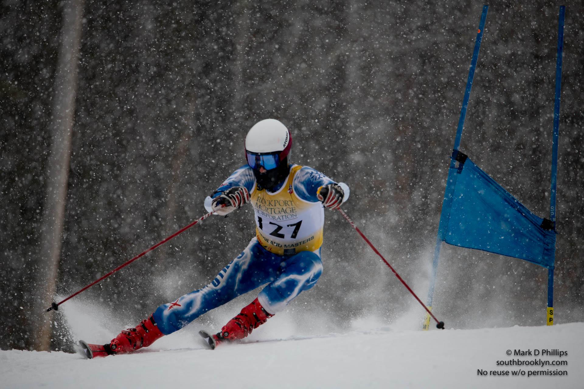 Powder Race