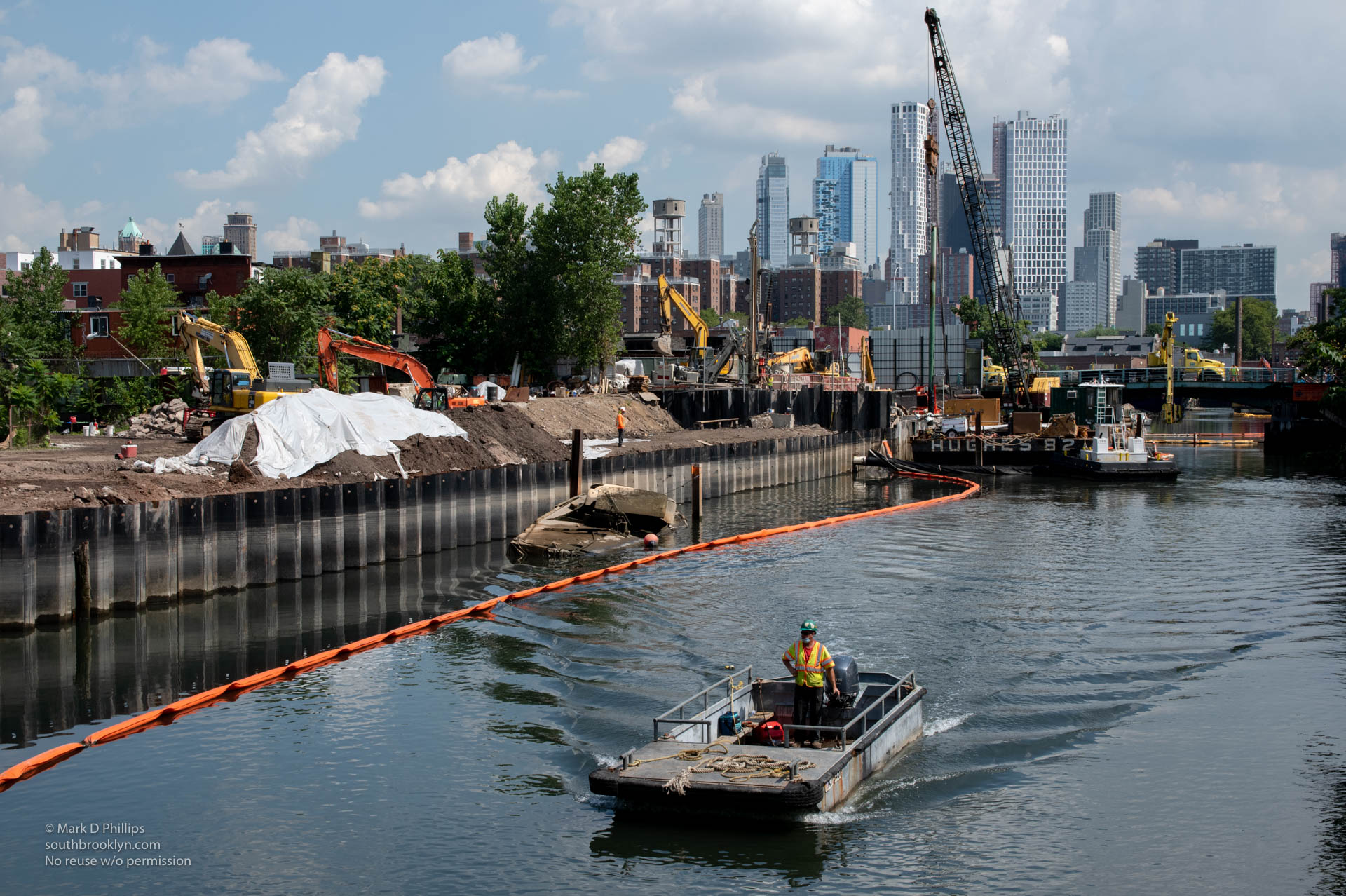 Gowanus Canal changes