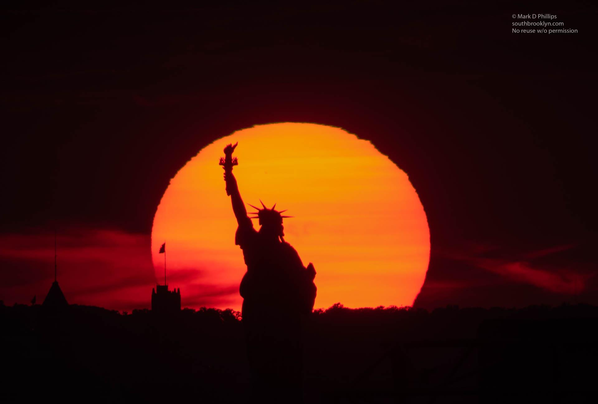 Liberty Ablaze