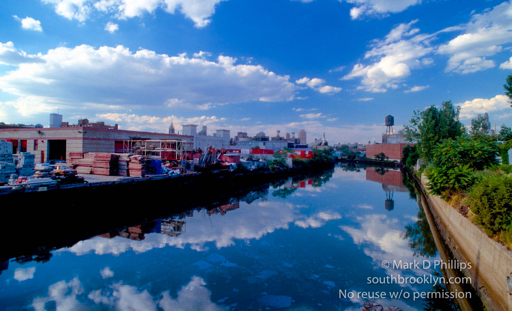 Gowanus Reflections