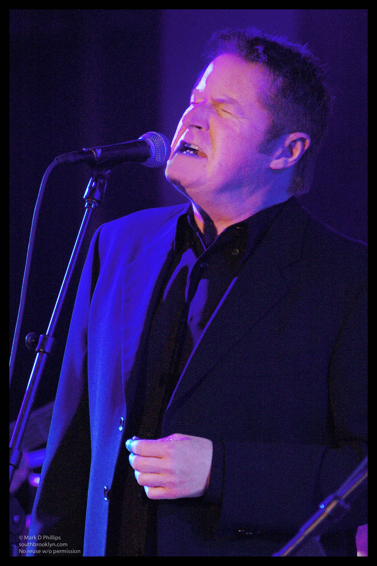 Don Henley at Bat Mitzvah in Rainbow Room