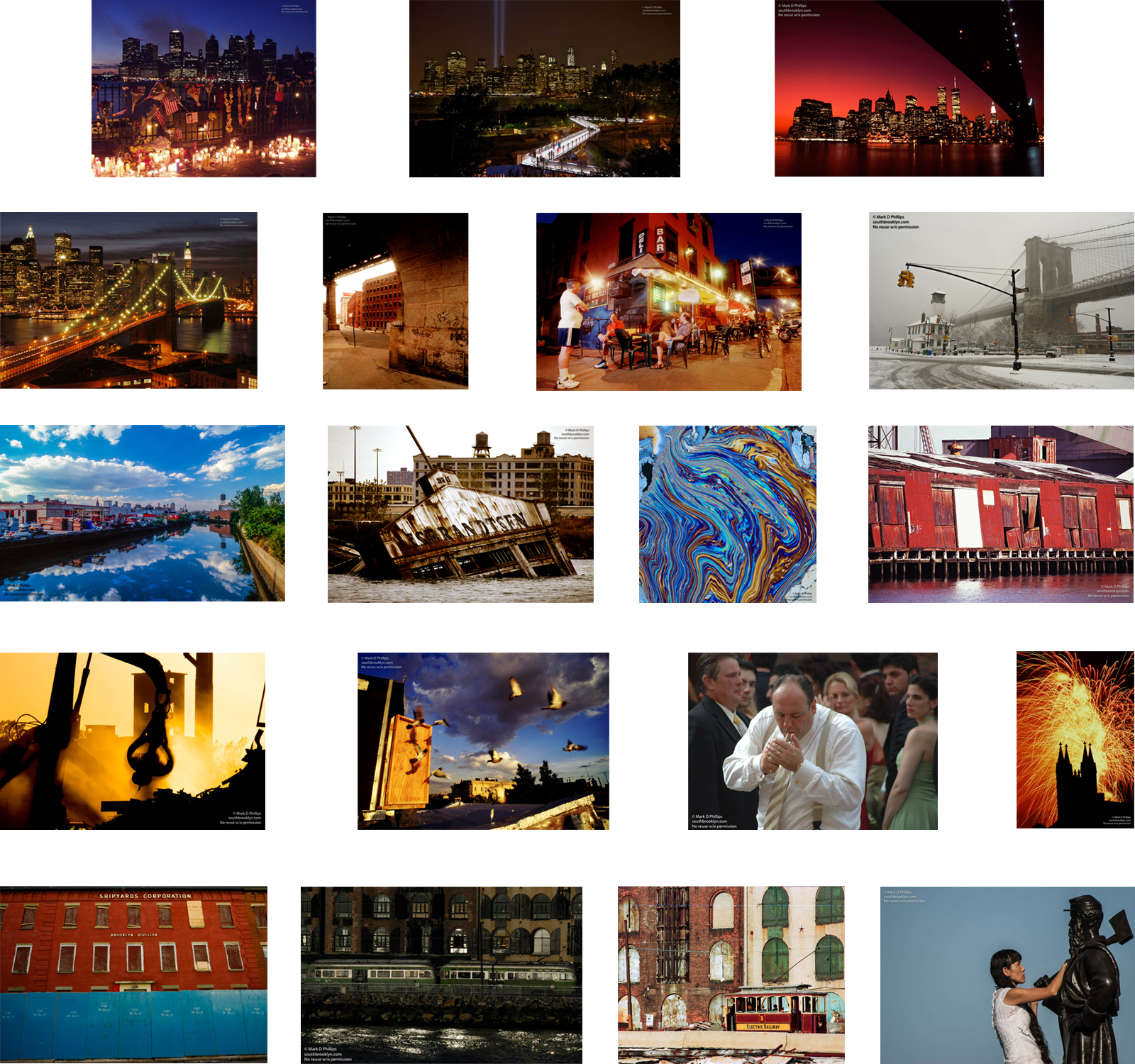 Lost and Found in Brooklyn Photo list