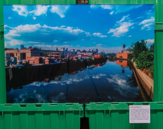 LOST IN BROOKLYN-Gowanus Reflections © Mark D Phillips